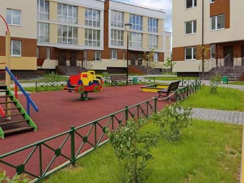ЖК «Малина» Проект малоэтажной застройки в поселке
